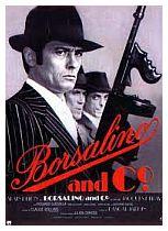 La locandina del film Borsalino