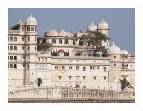 La reggia di Udaipur