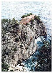 La villa di Malaparte a Capri
