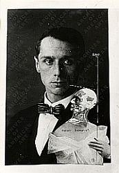 Autoritratto di Max Ernst