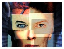 Gli occhi di Bowie
