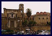 La chiesa di Santa Maria dell'Ammiraglio, detta la Martorana