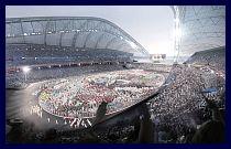 Il palasport Oval di Sochi