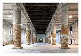 Le corderie all'Arsenale