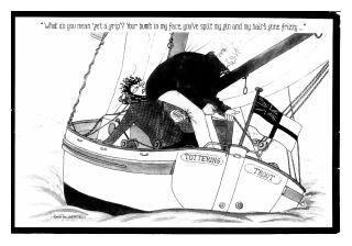 Donna a bordo