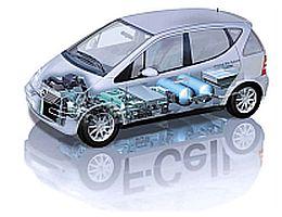 Le auto a idrogeno