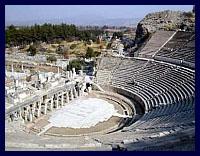 Il teatro di Pergamo