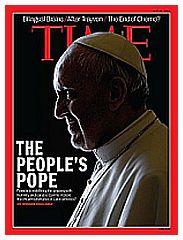 La copertina di Time