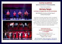 La promozione di Jersey Boys