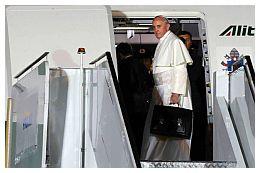 Il Papa e il peso del suo lavoro