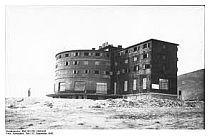 L'hotel di Campo Imperatore