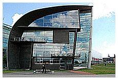 Il Kiasma Museum di Helsinky